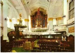 Orgel, Organ, Orgue 04. Hauptkirche St. Michaelis, Hamburg, DE. Unused - Duitsland