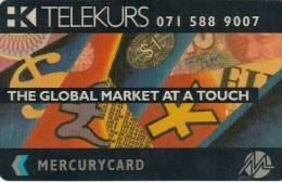 UK - Telekurs, CN : 20MERB, Tirage 3832, Used - United Kingdom