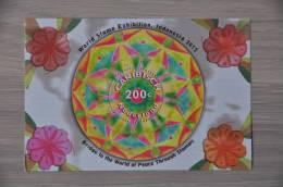 CARIBISCH NEDERLAND 2012 ++ WORLD STAMP EXHIBITION INDONESIA ++ MNH ** - Curacao, Netherlands Antilles, Aruba