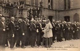 /45/  ORLEANS FETES DE JEANNE D ARC MONSEIGNEUR TOUCHET  LAVILLE MAIRE - Orleans