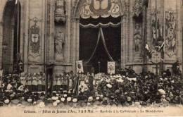 /45/  ORLEANS FETES DE JEANNE D ARC BENEDICTION - Orleans