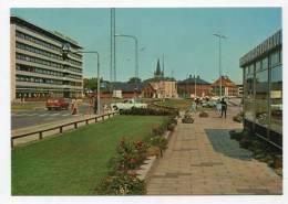 DENMARK - AK126796 Frederikshavn - Europavej 3 Med Hotel Jutlandia - Danimarca