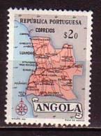 PGL - COLONIES PORTUGAISES ANGOLA Yv N°382 ** - Angola