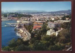 CPM NICE Vue Sur L'Entrée Du Port - Transport Maritime - Port