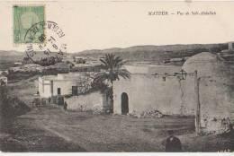 CPA TUNISIE MATEUR Vue De Sidi Abdallah 1908 - Tunisie