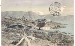 Groenland -  Kolonien Upeenivik - édit; Stenders Forlag Eneberettiget - N° 9017 - TB (voir Scan) - Groenlandia