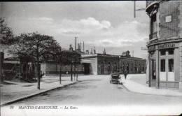 78 - MANTES-GASSICOURT - LA GARE - France