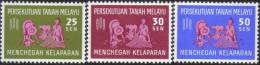 1963 Freedom From Hunger Malayan Malaya Malaysia Stamp MH - Malaysia (1964-...)