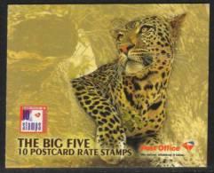 South Africa - 2007 Big Five Booklet (**) # SG SB68 - Carnets