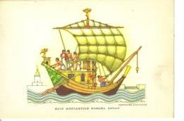 Barche.imbarcazioni -nave Mercantile Romana 200 A.c. - Barche