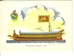 Barche.imbarcazioni - Bucintoro Venezia 1929 - Barche