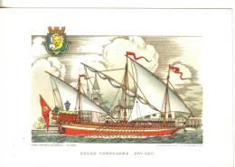 Barche.imbarcazioni - Galea Venezlana XVII Sec. - Barche