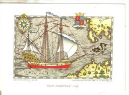 Barche.imbarcazioni - Nave Francese 1583 - Barche