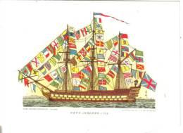 Barche.imbarcazioni - Nave Inglese 1794 - Barche