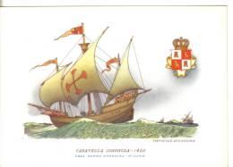 Barche.imbarcazioni- Caravella Spagnola 1495 - Barche