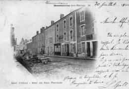 BOURBONNES-les-BAINS : (52)  Hôtel D'Orfeuil. Hôtel Des Eaux Thermales - Bourbonne Les Bains