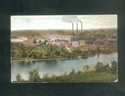 USA - Cedar Rapids - T. M. Sinclair & Co - Packing House ( Usine Copyright 1007 By William Baylis) - Cedar Rapids