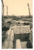 1914-1918 Nieuwpoort Loopgraaf, Tranchée Trenches NWOI Oorlogsoorden - Nieuwpoort