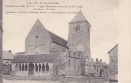 CPA - 51 - CAUROY Les HERMONVILLE - L'église - 209 - Frankreich