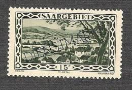 Saargebiet Dienstmarke Mi.Nr. 23 Postfrisch - Deutschland