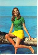 Cartoline Siluette Donna - Siluette