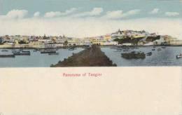 TANGIER  PANORAMA - Tanger