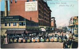 Atlantic City Rolling Chair Parade - Atlantic City