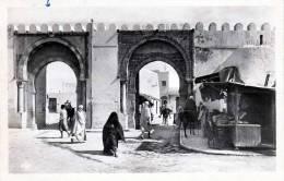Tunesien KAIROUAN - Porte Jaladine, Gelaufen, Schöne Seltene Frankierung, Sehr Gute Erhaltung - Tunisia
