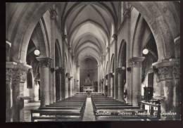 L3975 Barletta - Interno Basilica Santo Sepolcro - Barletta