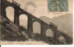 LOURDES LE FUNICULAIRE DU PIC DU JER HAUTES PYRENEES - Lourdes