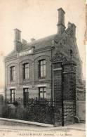 Ville -le- Marclet (Somme),la Mairie N°6 - France