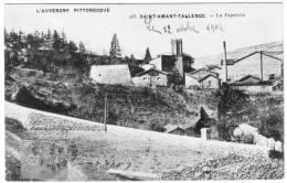 63 - Puy De Dome- Saint Amant Tallende -La Papeterie - France
