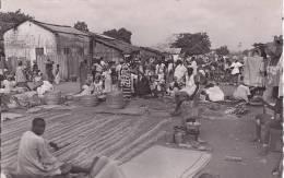 ¤¤  -  ABIDJAN   -  Le Marché De Treichville  -  ¤¤ - Côte-d'Ivoire