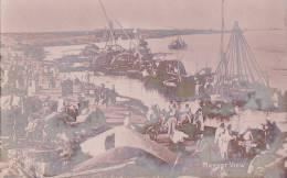 ¤¤  -  KHARTOUM  -  Market View   -  Carte Photo  -  Bateaux Sur Le NIL  -  Marché  -  ¤¤ - Sudán