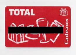 Carte Total. (Cadeaux) - Gift Cards