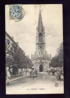 R0170 Royan L'église - Editeur Nouvelles Galeries N° 43 - Royan