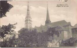 Piré Sur Seiche - L´Eglise Vue De Côté - Autres Communes
