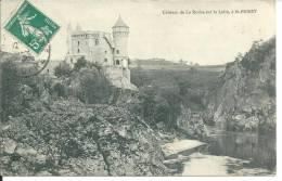 Chateau De La Roche Sur La Loire A Saint P)riest - Non Classés
