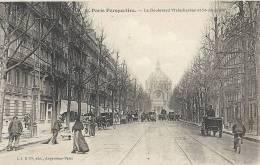 Paris- Perspective, Le Boulevard Malesherbes Et St-Augustin - Panoramic Views