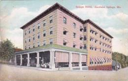 Missouri Excelsior Springs Snapps Hotel 1908