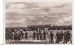 Carte Postale Militaire U.S. Military Cemetery Margraten ( Holland ) Cimetière Militaire Américain - 2 Scans - - Cimiteri Militari