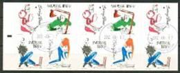ZWEDEN 2012 Postzegelboekje Schrijf Eens GB-USED - Carnets