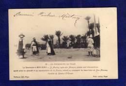 ALGERIE / ALGERIEN   Les Evenements Du Figuig   La Soumission A Beni Ounif - Other