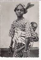 FEMME BAMABARA ET SON BEBE 59 (BEAU PLAN) - Mali