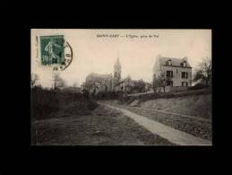 22 - SAINT-CAST - L´Eglise, Prise Du Val - Saint-Cast-le-Guildo
