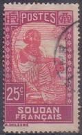 µ12 -  SOUDAN  -  N° 67 - OBLITERE
