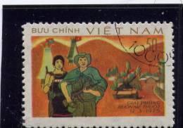 VIETNAM, 1976, USED # 853. LIBERATION OF BUON ME THUOT - Vietnam