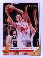 RICHARD MASON ROCCA HIGHLAND PARK (ILLINOIS) 6-11-1977 - CENTRO ARMANI JEANS - PALLACANESTRO - BASKET - Personalità Sportive
