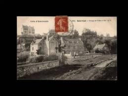 22 - SAINT-CAST - Groupe De Villas à L'Ile - 4034 - Saint-Cast-le-Guildo