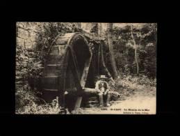 22 - SAINT-CAST - Le Moulin De La Mer - 1863 - Moulin à Eau - Roue - Saint-Cast-le-Guildo